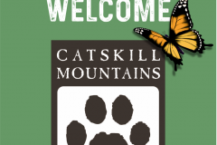 CMSB Welcome Pollinators Sign